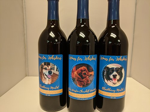 Wines for Whiskers